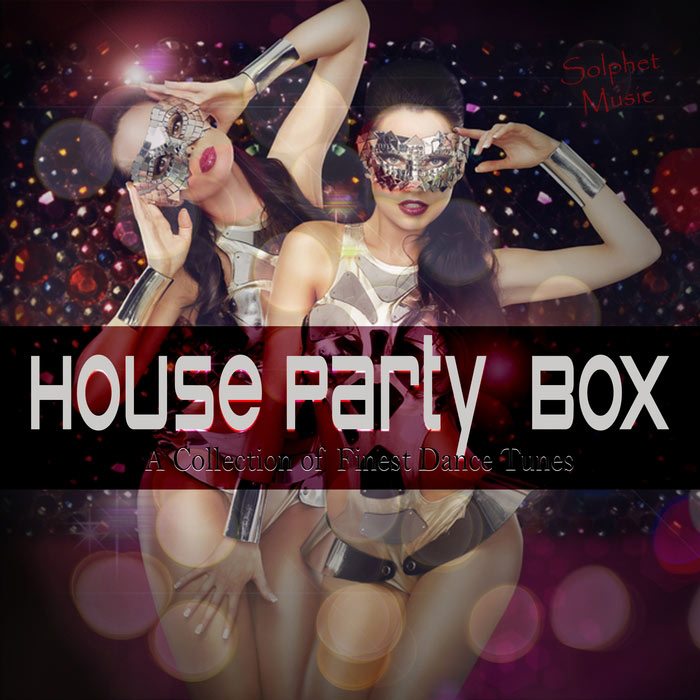 House Party Box - A Collection of Finest Dance Tunes [2016]