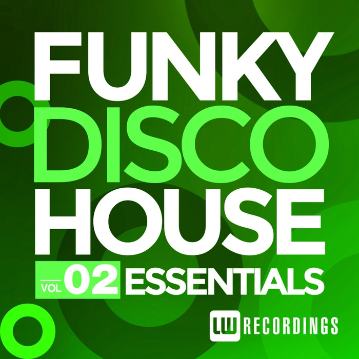 Funky Disco House Essentials (Vol. 2) [2014]