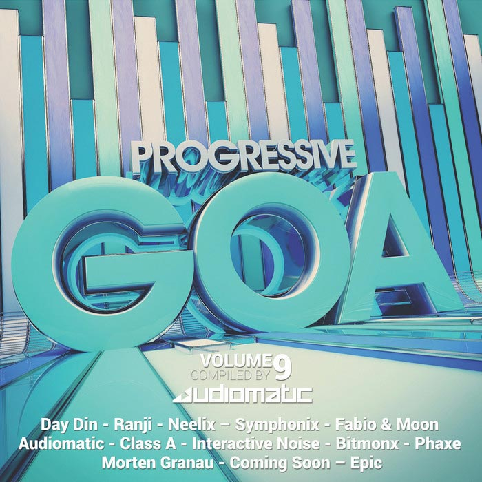 Progressive Goa Vol 9: Compiled By Audiomatic