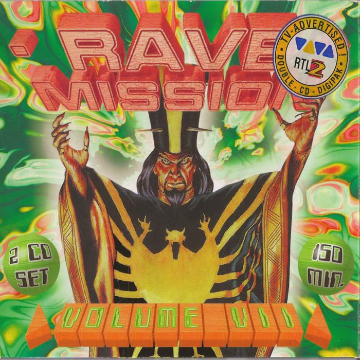 Rave Mission (Vol. 7) [1996]