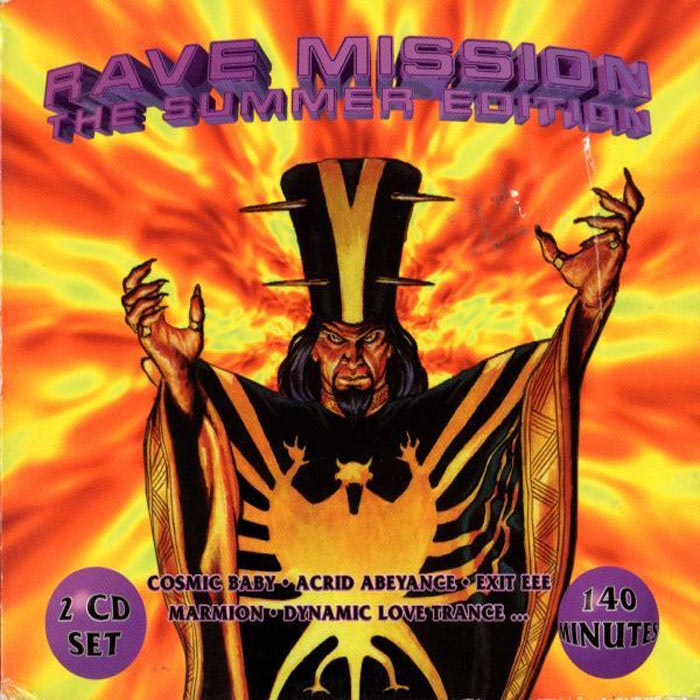 Rave Mission - The Summer Edition (Vol. 1) [1994]