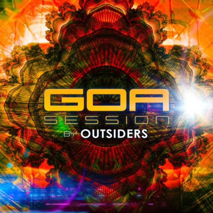Goa Session by Outsiders [2016]