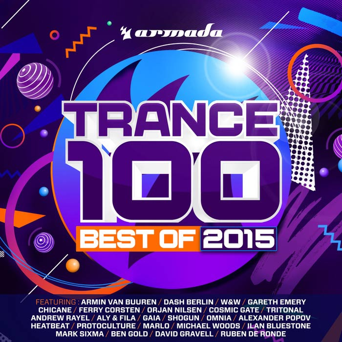 Trance 100 Best Of 2015 [2015]