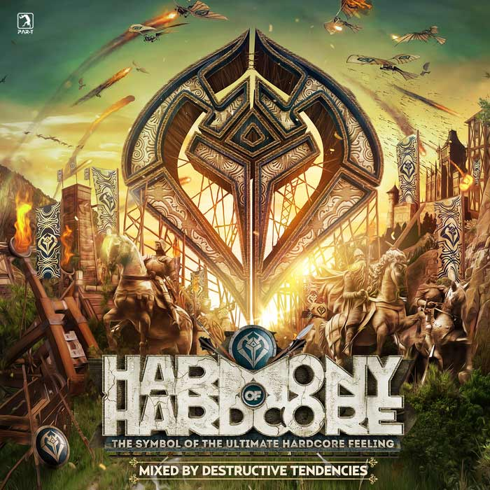 Harmony Of Hardcore [2016]