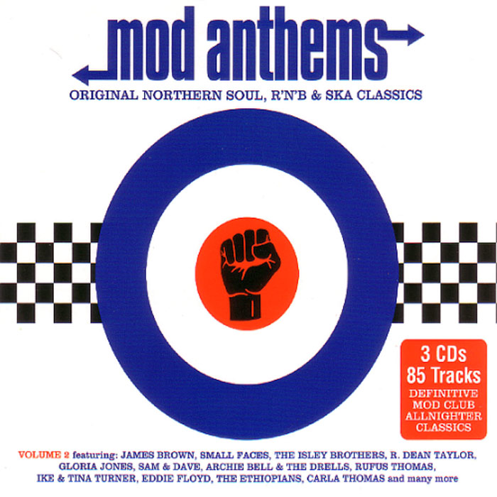 Mod Anthems (Vol. 2) [2016]