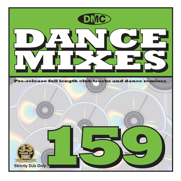 DMC Dance Mixes 159 (Strictly DJ Only) [2016]