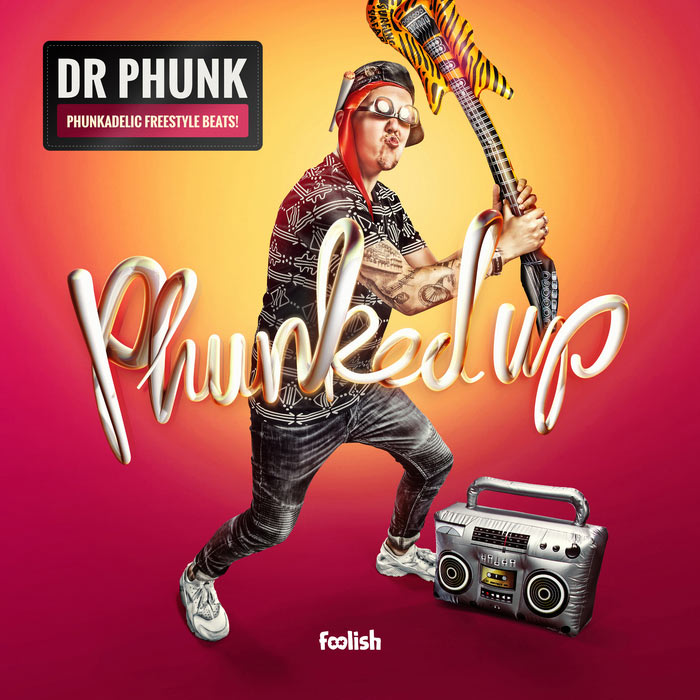 Dr Phunk - Phunked Up [2016]