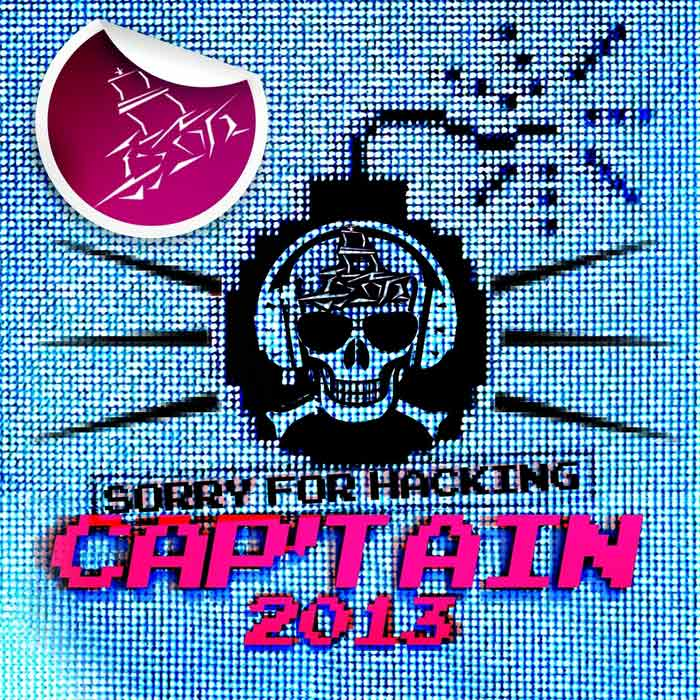 Sorry For Hacking: Cap'tain 2013 [2012]
