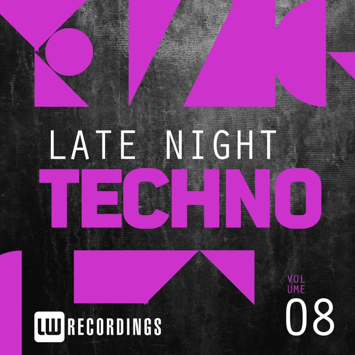 Late Night Techno (Vol. 8) [2015]