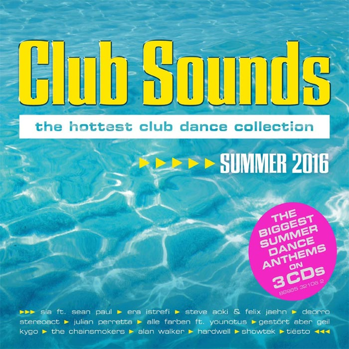 Club Sounds Summer [2016]