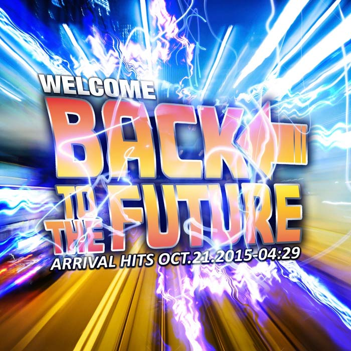 Welcome Back to the Future (Arrival Hits) [2015]