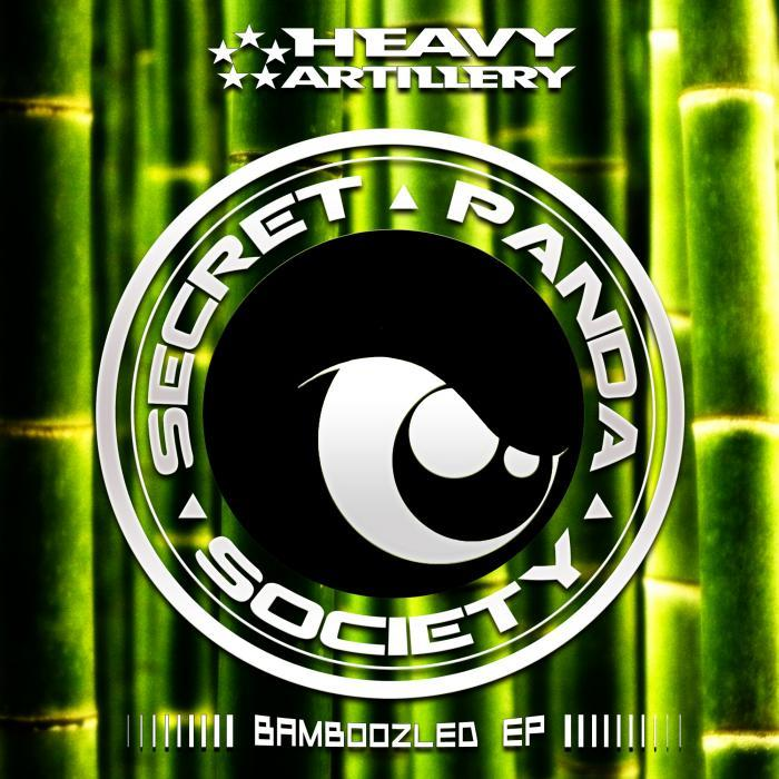 Secret Panda Society - Bamboozled EP [2012]
