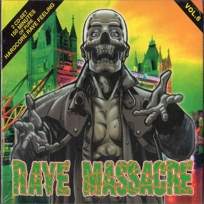 Rave Massacre (Vol. 6) [1997]
