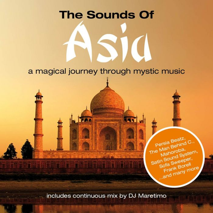 The Sounds Of Asia (Vol. 1) [2013]