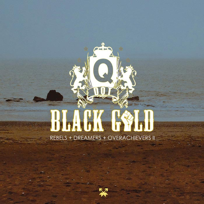 Q Dot - Black Gold [2015]