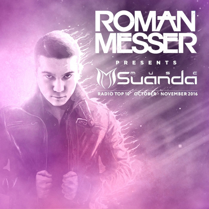 Suanda Music Radio Top 10 (October - November 2016) [2016]