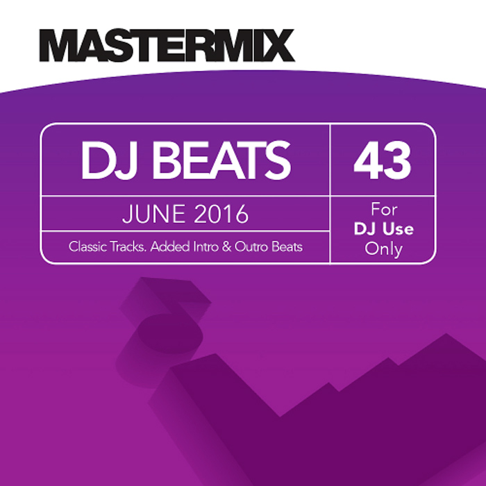 Mastermix DJ Beats 43 June [2016]