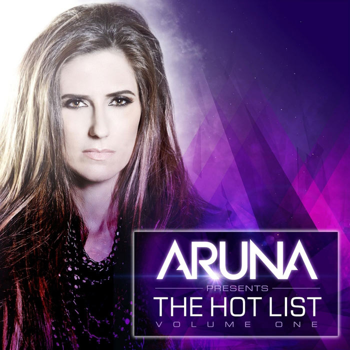 Aruna Presents The Hot List Vol. 1 (unmixed tracks) [2015]