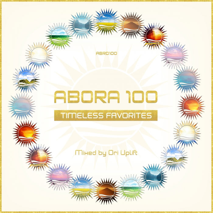 Abora 100 Timeless Favorites (Mixed By Ori Uplift) [2015]