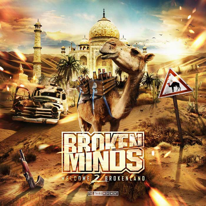 Broken Minds - Welcome 2 Brokenland [2016]