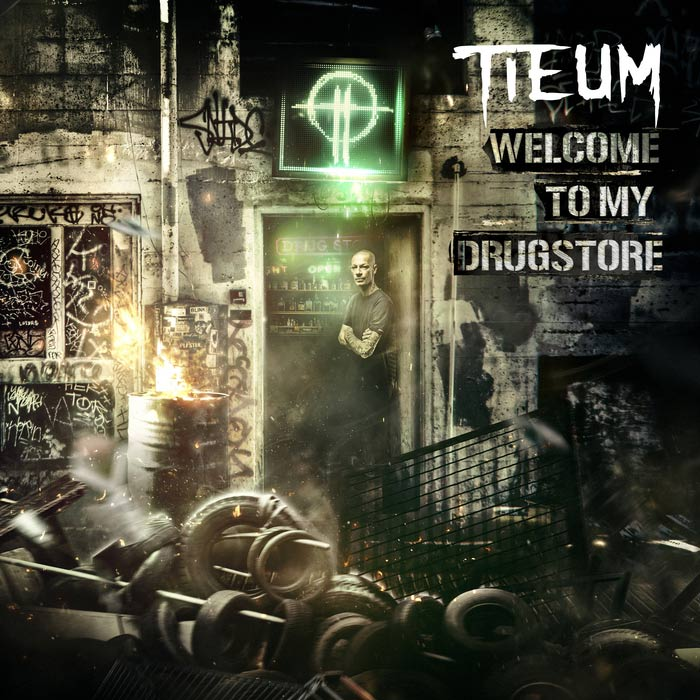 Tieum - Welcome To My Drugstore [2016]