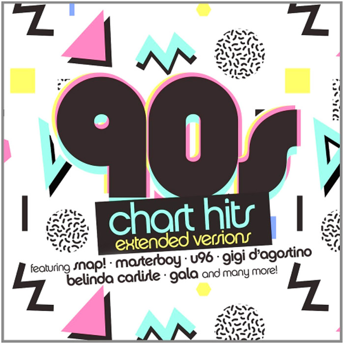 90s Chart Hits - Extended Versions [2016]