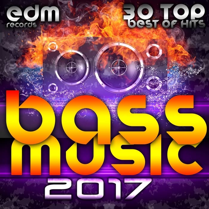 Bass Music 2017: 30 Top Hits Best Of Drum & Bass, Dubstep, Rave Music Anthems, Drum Step, Krunk [2016]