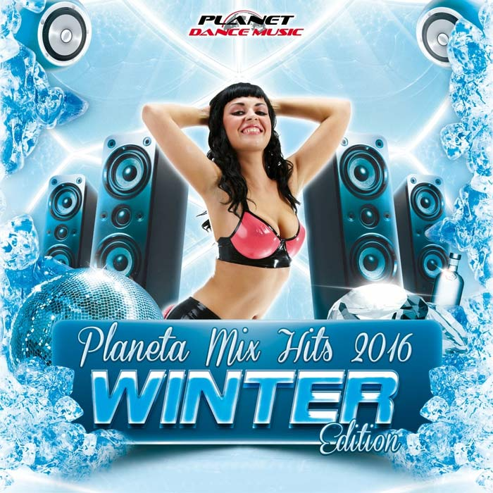 Planeta Mix Hits 2016 (Winter Edition) [2015]