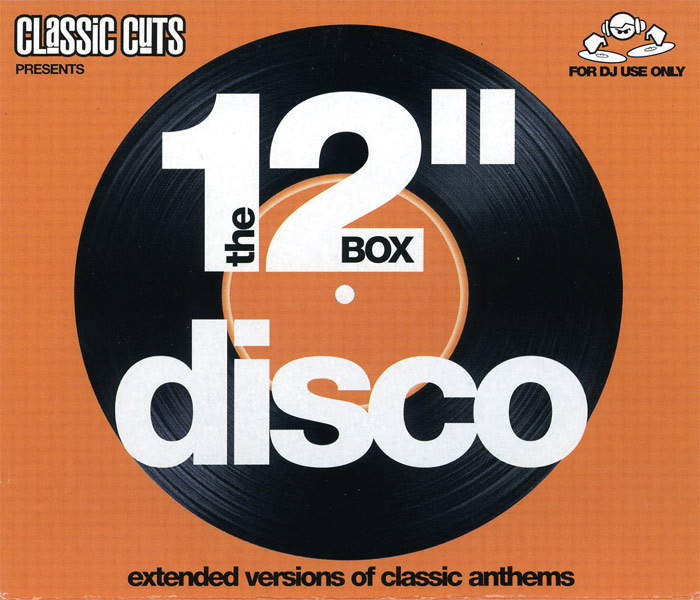 Mastermix Classic Cuts presents - The 12 Inch Box Disco [2016]