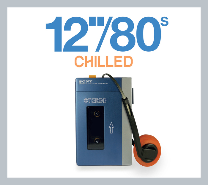 12 Inch 80's Chilled [2015]