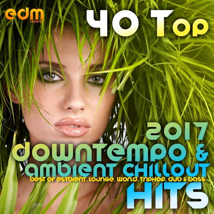 40 Top Downtempo & Ambient Chillout Hits 2017 (Best Of Psybient, Lounge, World, TripHop, Dub & Bass) [2016]