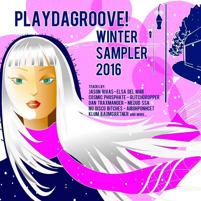Playdagroove! Winter Sampler 2016 [2015]
