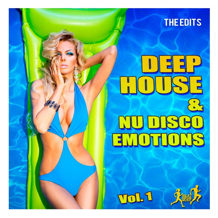Deep House & Nu Disco Emotions Vol. 1 (The Edits) [2015]