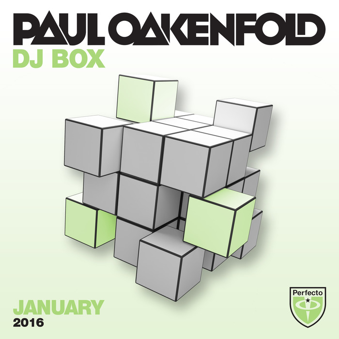 Paul Oakenfold - DJ Box January [2016]