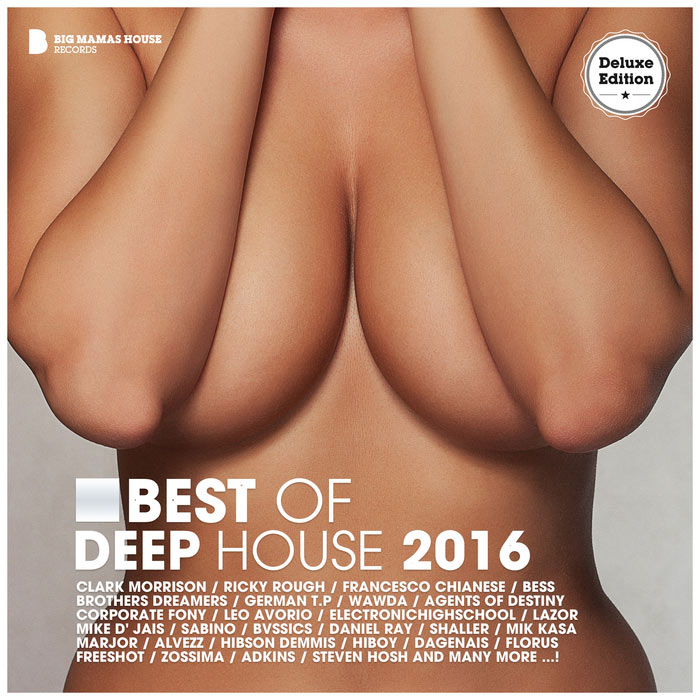 Best Of Deep House 2016 (Deluxe Version) [2016]