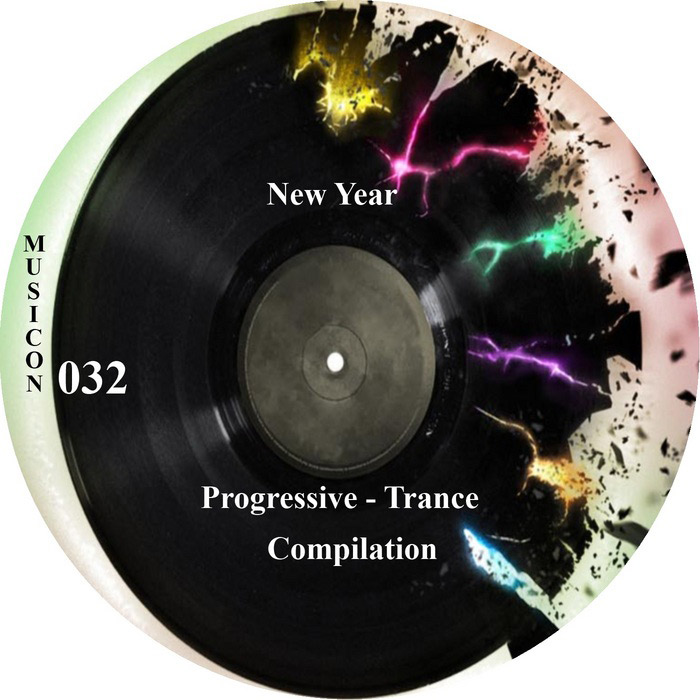 New Year Progressive - Trance Compilation [2013]