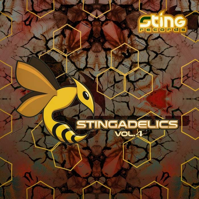 Stingadelics (Vol. 4) [2016]