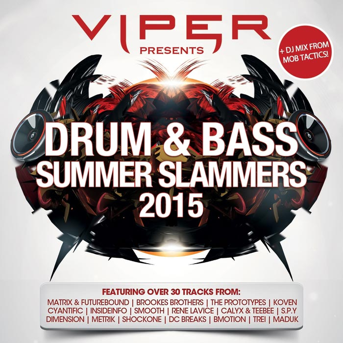 Viper Presents: Drum & Bass Slammers [2015]