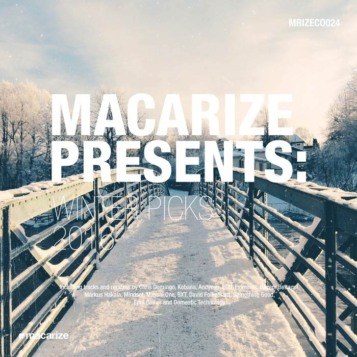 Macarize Winter Picks [2016]