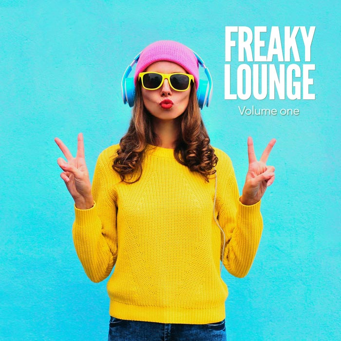 Freaky Lounge (Vol. 1) (Cool Grooves & Relaxed Sounds) [2017]
