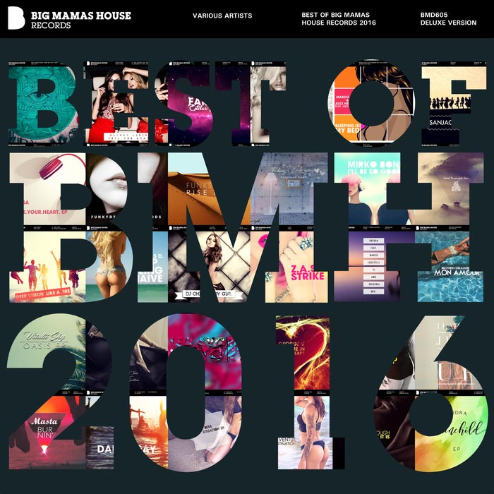 Best Of Big Mamas House Records 2016 (Deluxe Version) [2016]