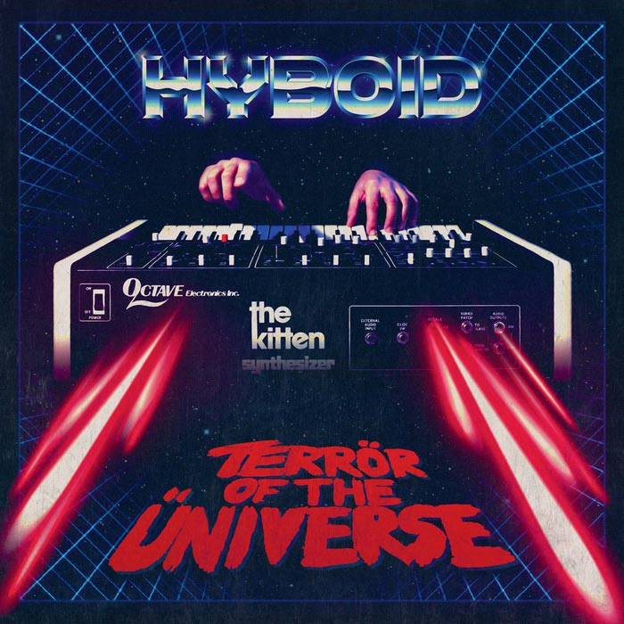Hyboid - Terror of the Universe [2016]