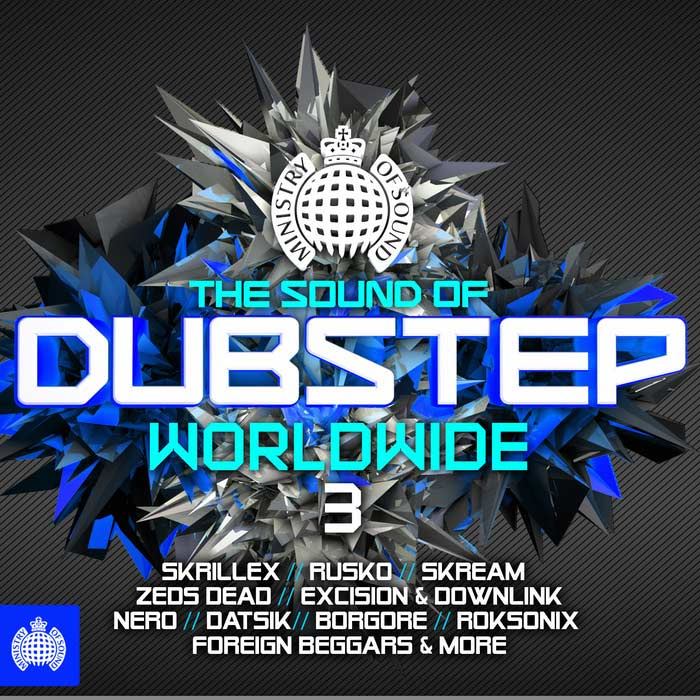 The Sound of Dubstep Worldwide 3 (Ministry Of Sound) [2012]