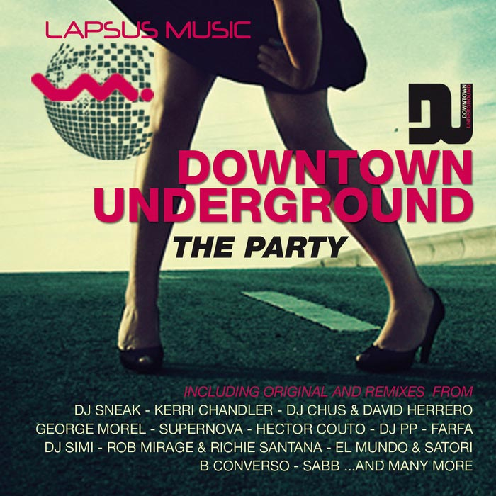 Du Downtown Underground: The Party [2010]