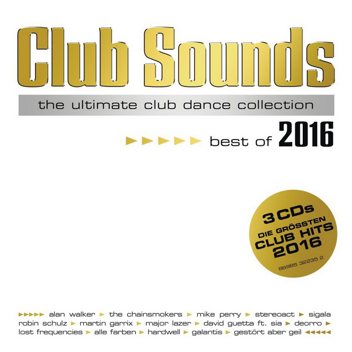 Club Sounds - Best Of 2016 [2016]