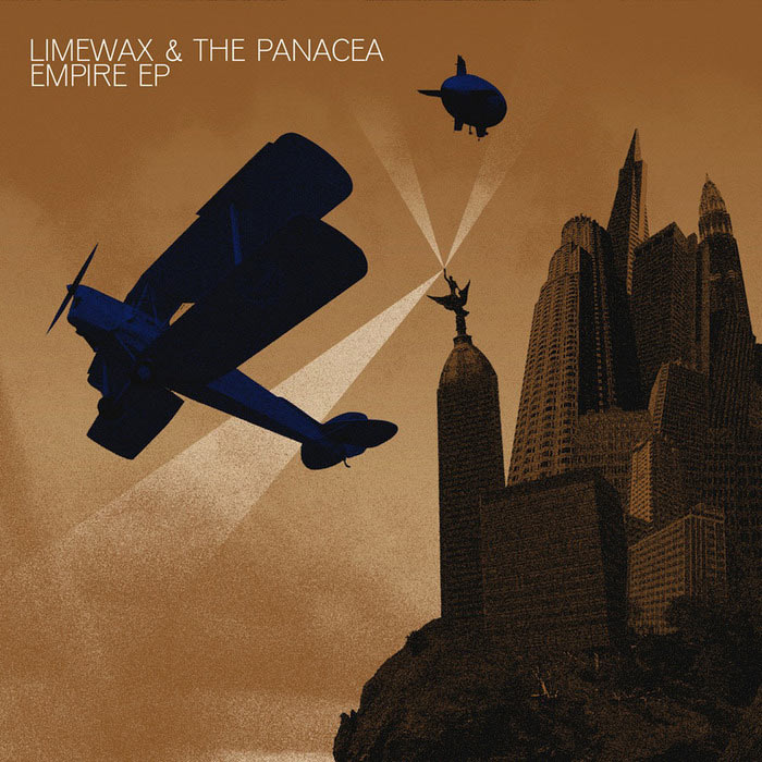 Limewax & The Panacea - Empire EP [2012]
