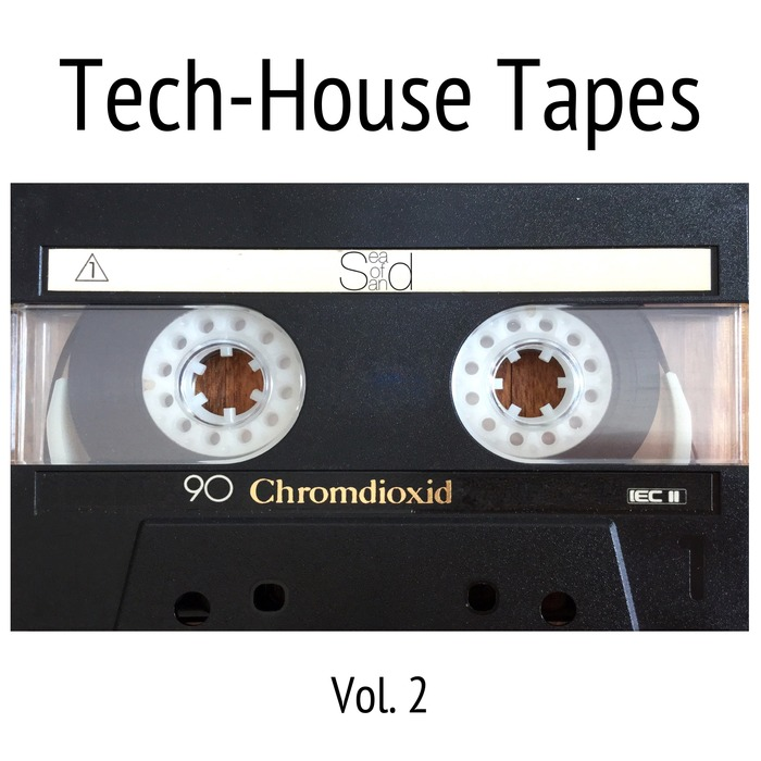 Tech-House Tapes (Vol. 2) [2015]