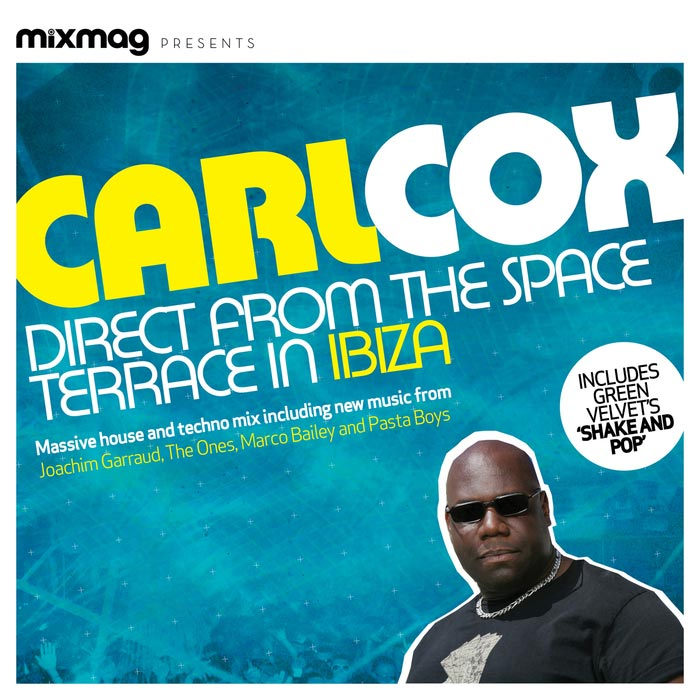 Mixmag Presents Carl Cox: Space Terrace Ibiza [2015]