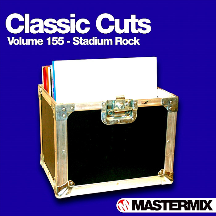 Mastermix Classic Cuts 155 Stadium Rock [2016]