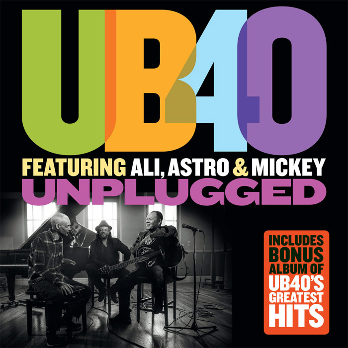 UB40 feat. Ali Campbell, Astro & Michael Virtue - Unplugged [2016]